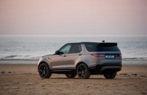 2021 Land Rover Discovery Türkiye'de satışa sunuldu