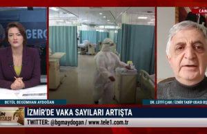 İzmir Tabip Odası Başkanı: Kararlara şerh düştük, kuruldan atıldık-ÖZEL