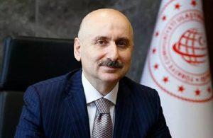 Bakan Karaismailoğlu yurttaşlara 'müşteri' dedi