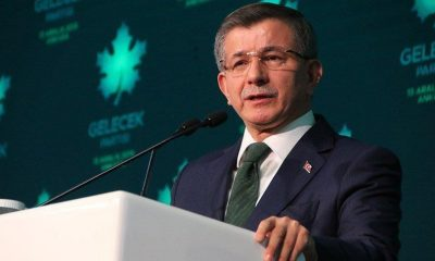 Ahmet Davutoğlu: Artık beyin kanamasına dönüştü!