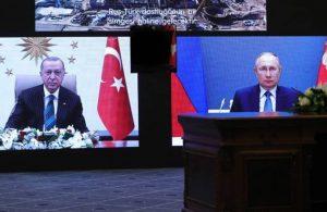 Akkuyu'da temel atma töreni… Erdoğan ve Putin'den açıklama