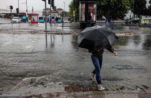 AKOM'dan soğuk ve yağış uyarısı