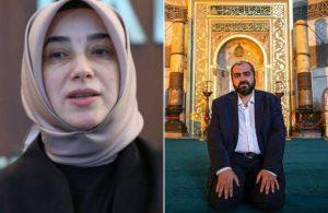 Ayasofya baş imamından Özlem Zengin'e yanıt: 'Ailenin reisi erkektir'