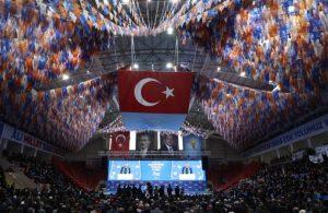 AKP 7. Olağan Büyük Kongresi'nin sloganı belli oldu