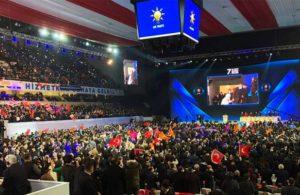 Temaslı AKP'liler kongreye katıldı!