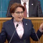 CANLI| Akşener, HDP'lilerin fezleke oylamasında ne yapacaklarını açıkladı
