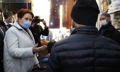Akşener: FETÖ hakkında konuşmamı Bahçeli engelledi