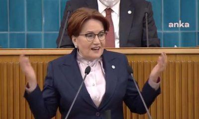 Akşener, HDP'lilerin fezleke oylamasında ne yapacaklarını açıkladı