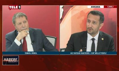 CHP'li Ali Haydar Hakverdi: Burada ne yazılıysa AKP bunları yapmadı – HABERE DOĞRU