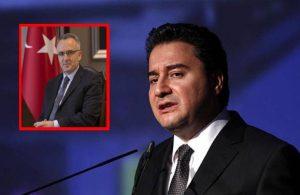 Ali Babacan: Naci Ağbal, 130 milyar doları sormuş