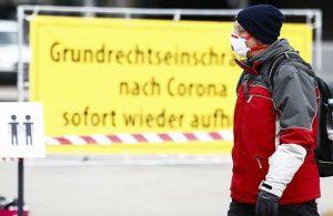 Almanya'da tedbirler uzatıldı