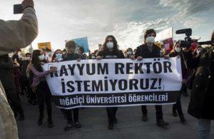 AKP ve MHP arasında Boğaziçi tartışması