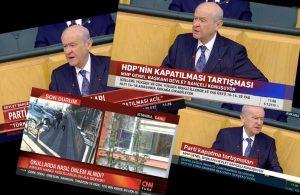 CNN Türk iktidarın küçük ortağına mesafe koydu