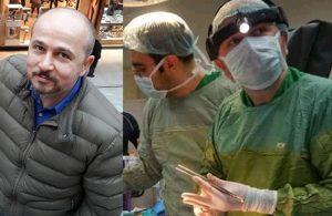 Ameliyat sonrası odasında baygın bulunan kalp cerrahı hayatını kaybetti