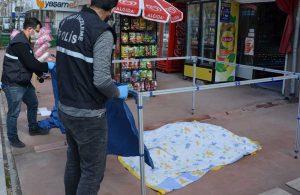 80 yaşındaki adam balkondan düşüp öldü, marketten dönen eşi bayıldı