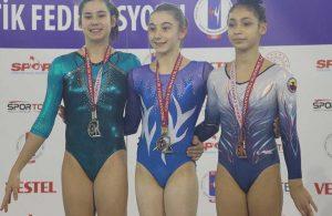 İşte Artistik ve Trampolin Cimnastik Türkiye şampiyonları
