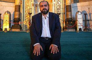 """Ayasofya'nın """"Laiklik kaldırılsın"""" diyen baş imamı İstanbul Sözleşmesi'nin kaldırılmasına 'şüküretti'"""
