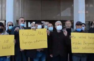 Bergama'da AKP ve MHP oylarıyla 832 dönümlük satış, köylüleri isyan ettirdi