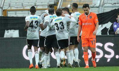 5 gollü zorlu maçta gülen taraf Beşiktaş