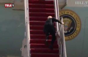 Biden'ın 'zorlu' anları sosyal medyada gündem oldu