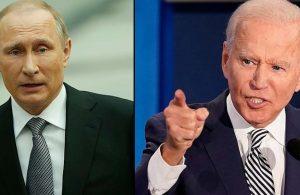 Biden Putin'e ateş püskürdü: Katil, bedelini ödeyecek