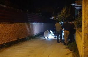 Evi kurşunlayıp, kalaşnikofu otomobilin altına atan şüpheliler yakalandı