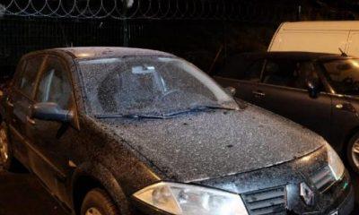 İstanbul'a gece çamur yağdı