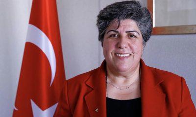 """Canan Güllü """"Uluslararası Cesur Kadınlar Ödülü'nü aldı"""