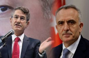 AKP'li Nurettin Canikli'den Naci Ağbal'a suçlama