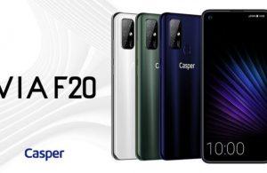 Casper Via F20 büyük tepki topladı