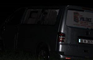 Kahta'da minibüs şarampole devrildi: 1 ölü, 4 yaralı