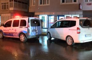 Bakırköy'de süpermarkette silahlı soygun