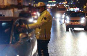 Ceza kesilen vatandaş 'Ben böyle devletin' deyince sinirler gerildi