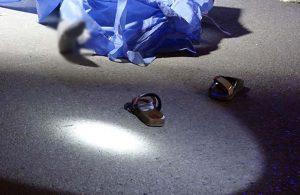 Yaya geçidinde otomobilin çarptığı kadın hayatını kaybetti