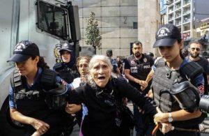 Cumartesi Anneleri davası: Galatasaray Meydanı mezar yerimizdir