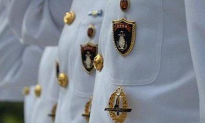 Deniz Kuvvetleri Komutanlığı'na FETÖ operasyonu: 40 gözaltı kararı