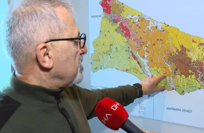 Prof. Dr. Naci Görür'den İstanbul'un iki ilçesi için kritik uyarı: Şu anda bile kayıyor