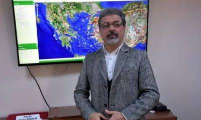 Prof. Dr. Sözbilir'den 'Yunanistan depremi İzmir'i tetikleyebilir' uyarısı