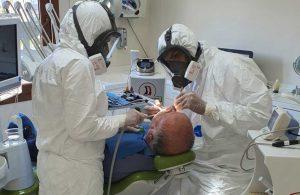 Salgın nedeniyle diş hekimine gidenlerin oranı yüzde 25'e düştü