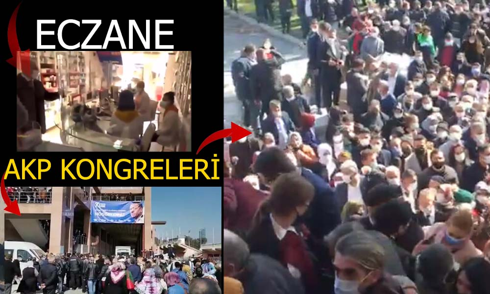 Kaymakam şovu: AKP kongrelerine ses çıkmazken, eczacılara 'çay içtikleri gerekçesiyle' ceza