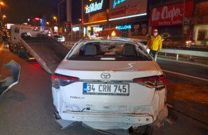 D-100 Karayolu'nda trafik kazası: 2'si çocuk, 2'si kadın 5 yaralı