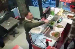Çiğ köfteci saldırganı yeniden gözaltına alındı