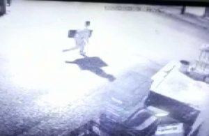 O anları böyle anlattı: Üst katta yemek yerken alt kata hırsız girdi