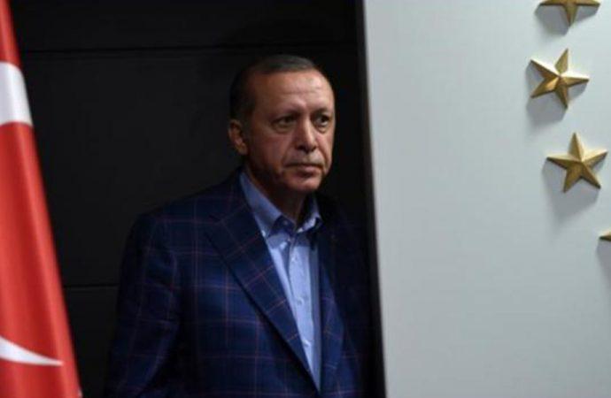 Son anket: Erdoğan üçüncü sırada kaldı
