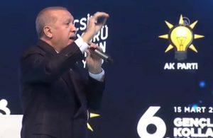 Erdoğan: Gençler ben de aşığım sizlere