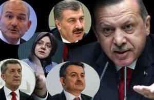 Tarih verdi! Kabine değişiyor iddiası: Soylu, Koca, Selçuk, Pakdemirli…