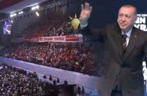 Emine Erdoğan'ın tedirginliği yüzüne yansıdı