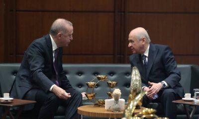 Erdoğan, Bahçeli ile yeniden görüşecek