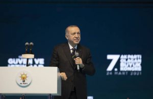 Erdoğan, konuşma metninden 'İstanbul Sözleşmesi' kısmını çıkardı