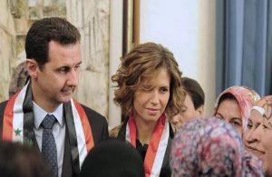 Esad çiftinin sağlık durumu hakkında açıklama